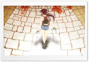 Black Lagoon Manga Illustration