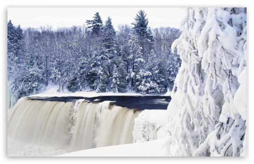 Download Winter Scenes 14 UltraHD Wallpaper