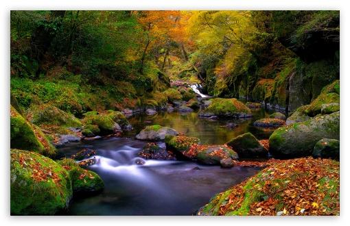 Download Mountain Creek UltraHD Wallpaper
