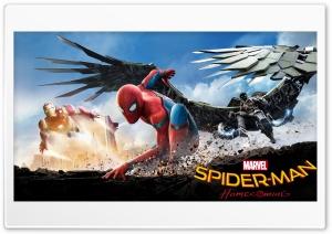 SpiderMan Homecoming 2017 8K