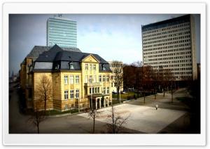 Dusseldorf Buildings