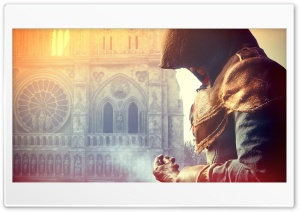 Assassin's Creed Unity...