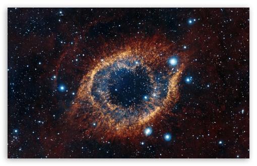 Download Space Eye UltraHD Wallpaper
