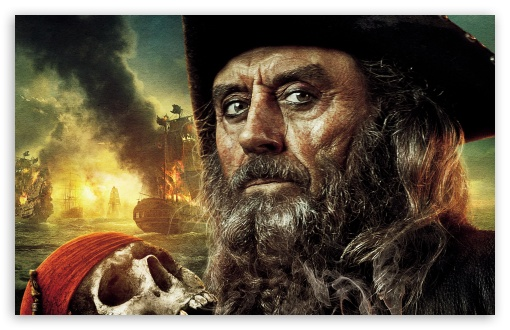 Download Pirates Of The Caribbean On Stranger Tides -... UltraHD Wallpaper