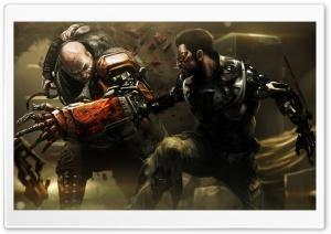 Deus Ex Mankind Divided...