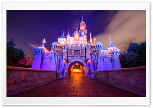 Sleeping Beauty Castle,...