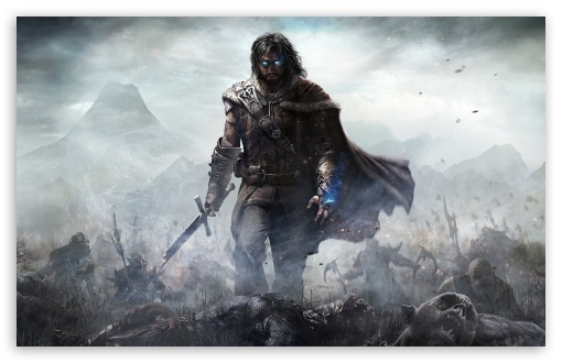 Download Middle-earth Shadow of Mordor UltraHD Wallpaper