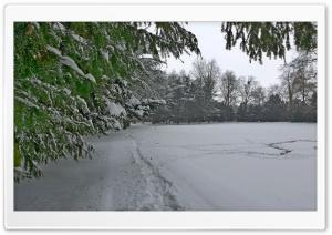 Winter im Schlosspark-Paffendorf
