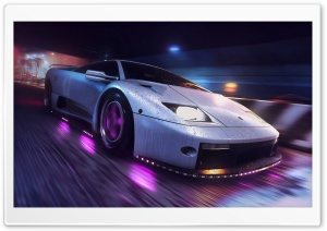Need for Speed Heat Video Game