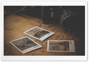 Old Travel Photography
