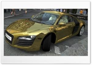 Audi R8 4.2 Quattro Gold