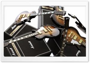Legendary Gibson Les Paul...