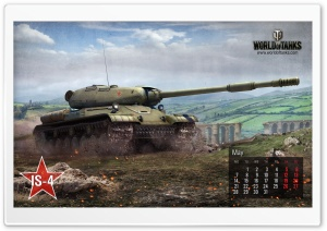 World of tanks: tank IS-4
