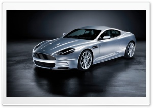 2008 Aston Martin DBS Front...