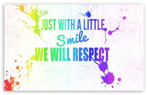 Download Just Smile UltraHD Wallpaper