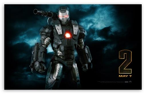 Download War Machine, Iron Man 2 UltraHD Wallpaper