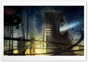 Science Fiction City