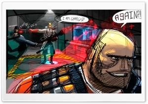 Team Fortress 2 Comic