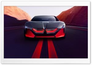 2019 BMW Vision M NEXT Sports...