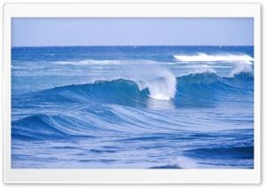 Cold Ocean Waves