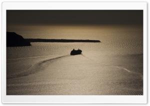 Santorini Sunset View