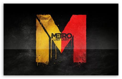 Download Metro Last Light UltraHD Wallpaper