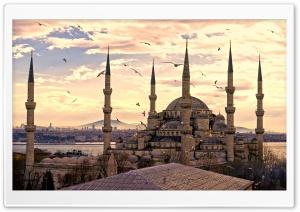 City Turkey Istanbul Sultan...