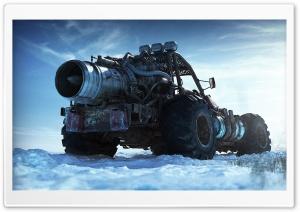 Nuclear Truck Fantasy