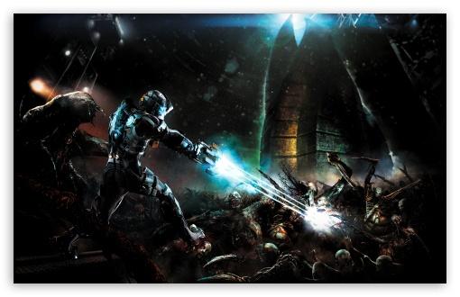 Download Dead Space 2 UltraHD Wallpaper