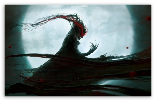 Download Midnight Demon UltraHD Wallpaper