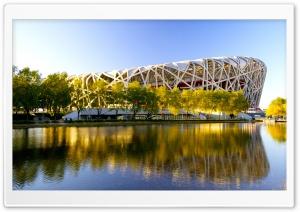 Beijing Birds Nest Stadium 3