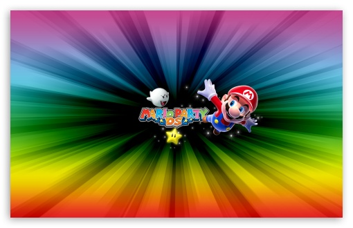 Download Mario Escape UltraHD Wallpaper
