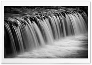 Waterfall, Plymbridge, Devon,...