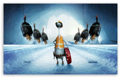 Download Happiness Factory Luge UltraHD Wallpaper