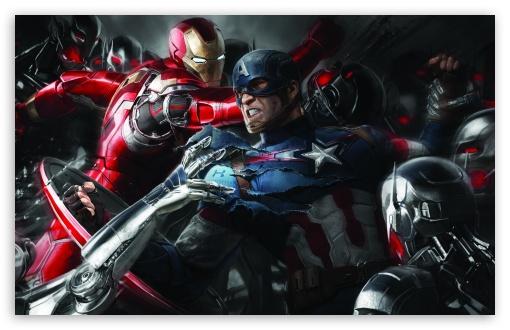 Download Captain America 3 UltraHD Wallpaper