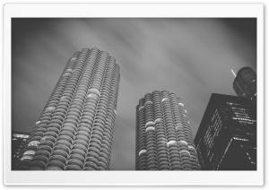 Marina Towers, Chicago, Black...