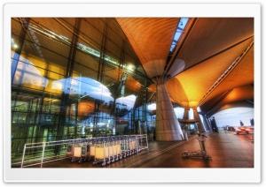 The Airport In Kuala Lumpur
