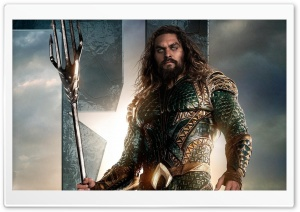 Aquaman in Justice League