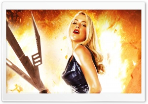 Machete Kills Amber Heard