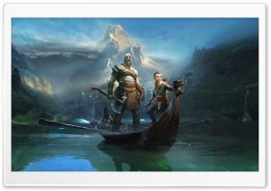God Of War, Kratos and...