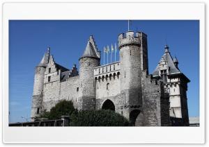 Het Steen   Antwerp, Belgium