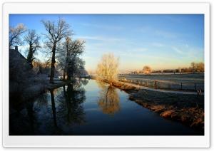 Winter - Kromme Rijn,...