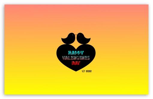 Download Happy Valentines Day UltraHD Wallpaper