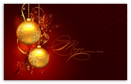 Download Merry Christmas 19 UltraHD Wallpaper
