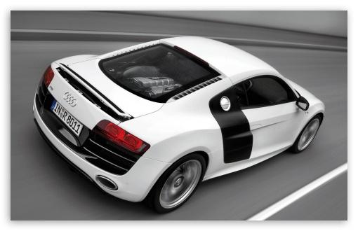 Download Audi R8 V10 Car 6 UltraHD Wallpaper