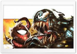 Venom Spiderman Drawing