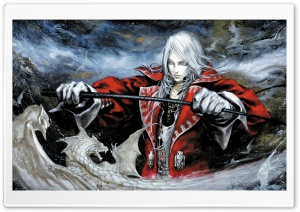 Castlevania Harmony Of...