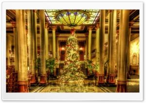 Christmas - Driskill Hotel...