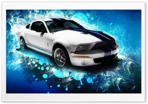 Creative Ford Mustang GT