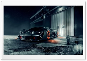 Electric Lamborghini Terzo...
